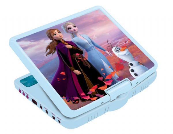 Image of Frost Bærbar DVD afspiller (292-047843)