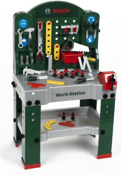 Image of Bosch stor arbejdsstation (296-008580)