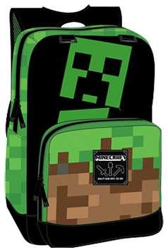 Creepy Things Rygsæk Minecraft Minecraft backpack taske
