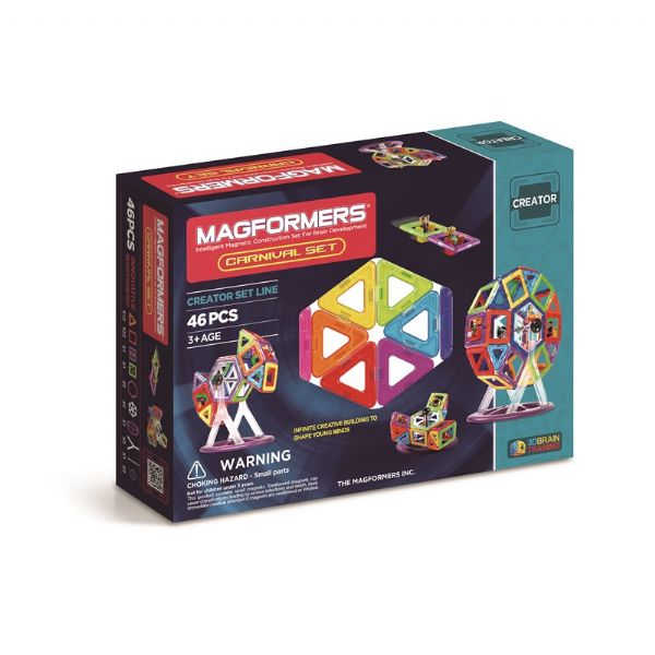 Image of Magformers Carnival Set (331-360637)