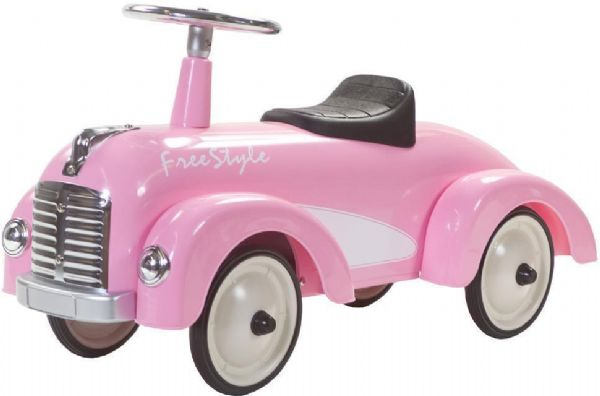Image of Retro roller speedster Jessica gå bil (359-706117)
