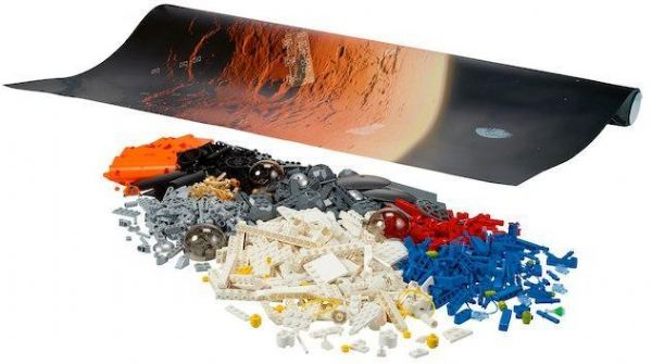 Image of LEGO Mindstorm EV3 Space Challenge Set (36-045570)