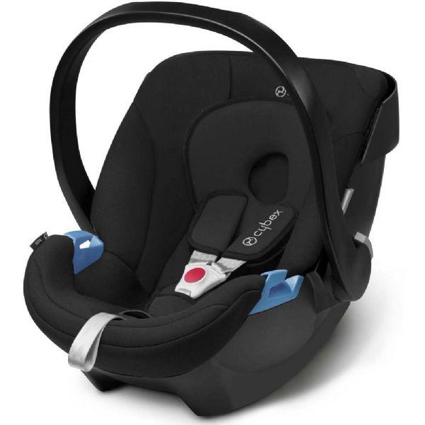 Image of Cybex Aton PureBlack Baby autostol (362-103016)
