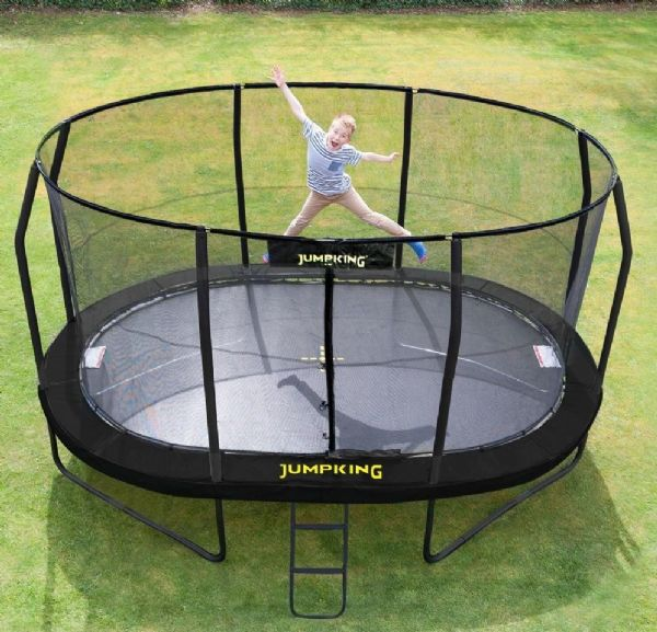 Image of Jumpking Trampolin - 460 x 305 cm (373-335247)