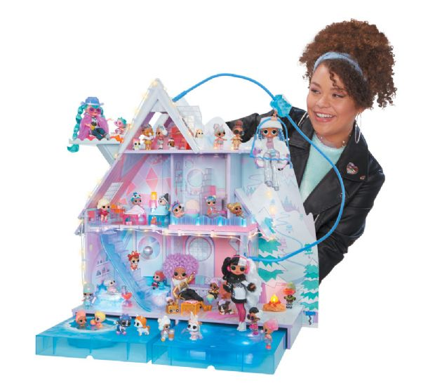 Image of LOL Surprise OMG Winter Wonderland (374-571452)