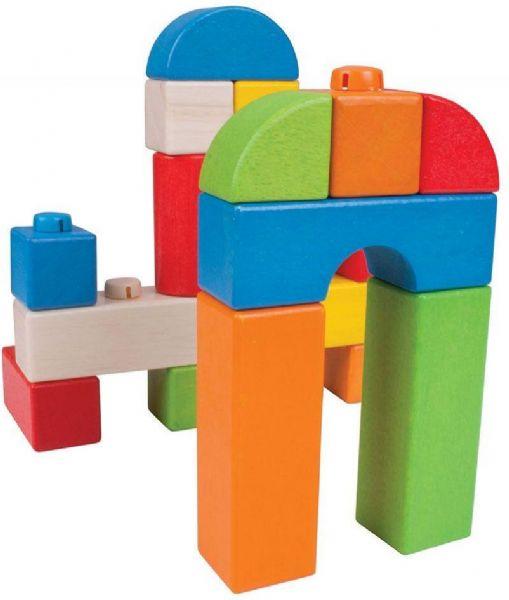 Image of Klik blokke - farve 100stk (380-534038)
