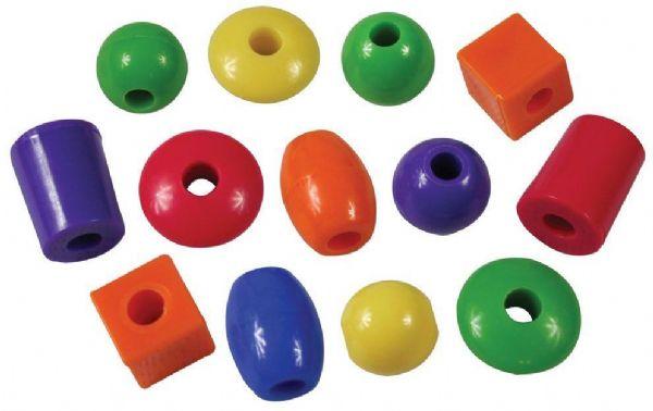 Image of Jumbo lærings perler 720stk (380-670125)