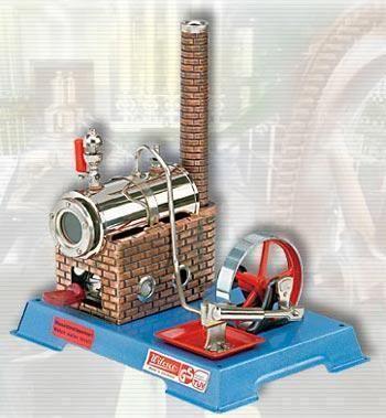 Image of Dampmaskine D6 kedel 135 ccm (40-0000D06)