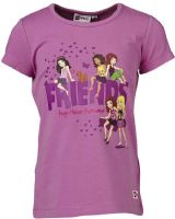 T-shirt : Lego Wear Friends T-shirt - Børnetøj Theodora 109 Lavender 15644-454