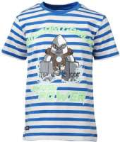 T-shirt : Lego Wear T-shirt - Børnetøj Blue 15732-563