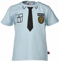T-shirt : Lego Wear T-shirt - Børnetøj Light Blue 15851-522