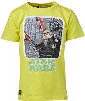 T-shirt : Lego Wear Star Wars T-shirt - Børnetøj Tristan 550-219