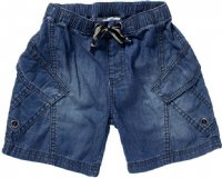 Mini A Ture, Miniature : Mini A Ture Shorts - Børnetøj Moonlight Blue 1112050643