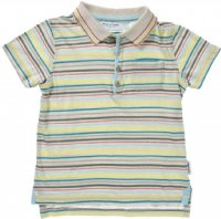 Mini A Ture, Miniature : Mini A Ture Polo Shirt - Børnetøj Sandshell 1112070153