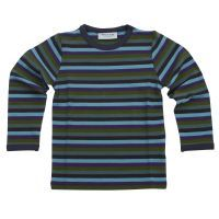 Mini A Ture, Miniature : Mini A Ture T-shirt - Børnetøj Ombre Blue 1113080111-582