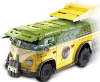 Ninja Turtles : Turtles Party Van RC - Toy State Fjernstyret bil 071000