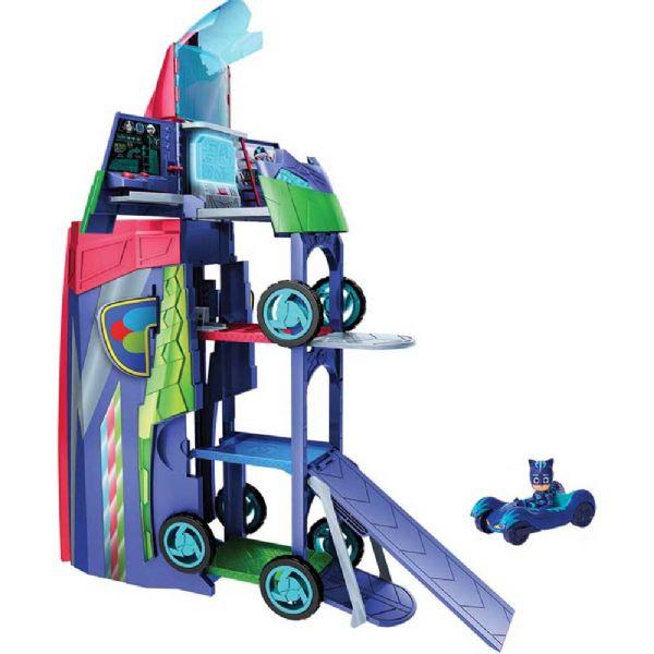 Image of PJ Masks 2i1 Mobil Hovedkvarter (455-100621)