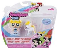 Figurer : Powerpuff Pigerne Bobbel og Donny - Powerpuff Girls figurer 73433