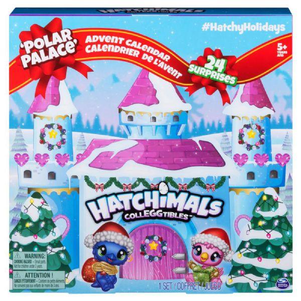 Julekalender med legetøj