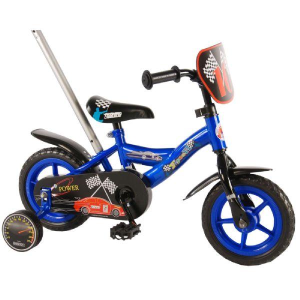 Billede af Børnecykel Power blå 10 tommer