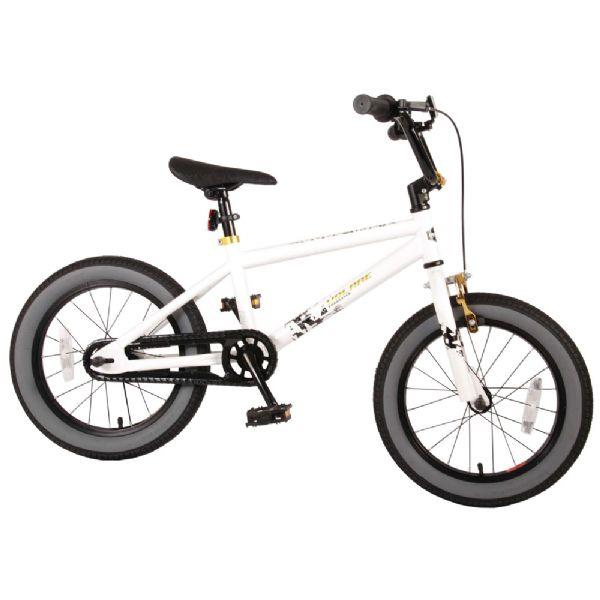 Billede af Børnecykel Cool Rider hvid 16 tommer