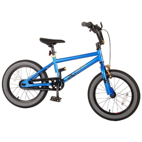 Billede af Børnecykel Cool Rider blå 16 tommer