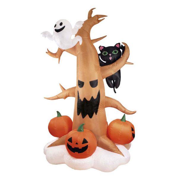Image of Oppustelig Halloween Træ 2,7m. (470-091460)