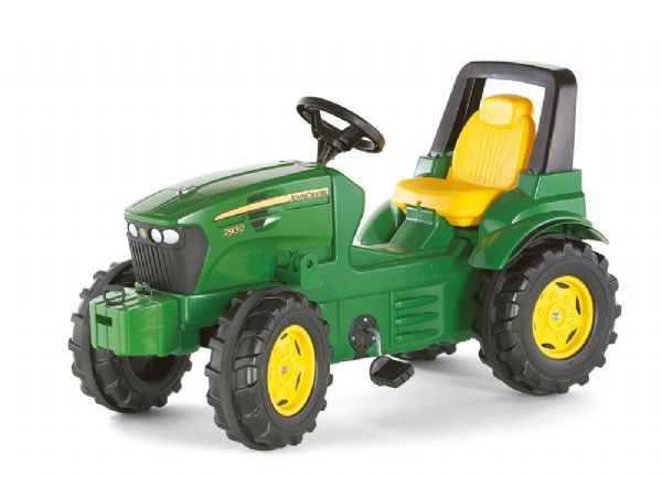 Image of RollyFarmtrac Premium John Deere Traktor (52-700028)