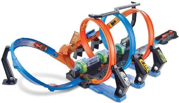 Image of Hot Wheels Corkscrew Crash bane (54-0FTB65)