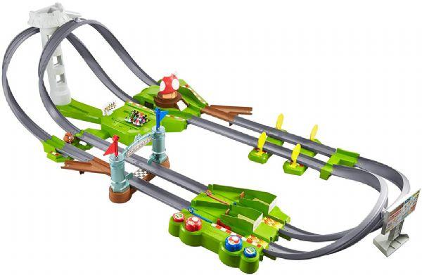 Image of Hot Wheels Super Mario Kart Circuit (54-0GCP27)