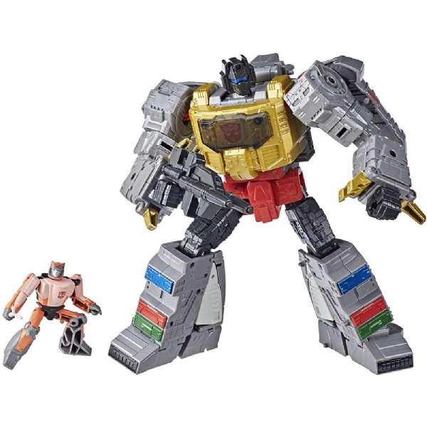 Image of Transformers LDR 86 Grimlock Figur (74-0F0714)