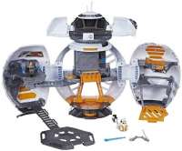 Star Wars : Star Wars BB-8 Adventure Base 2 i 1 - Disney Galactic Heroes playset C0728
