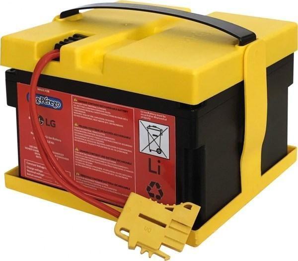 Image of 24V-13Ah Lithium batteri (94-000041)