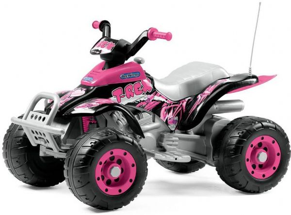 Image of Peg Perego Corral T-Rex 12V Pink (94-000073)