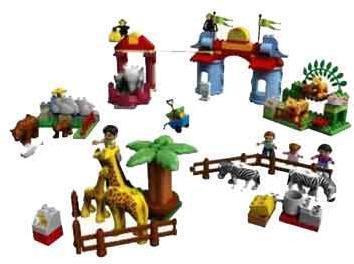 lego duplo Storby zoo - duplo 5635 på eurotoys