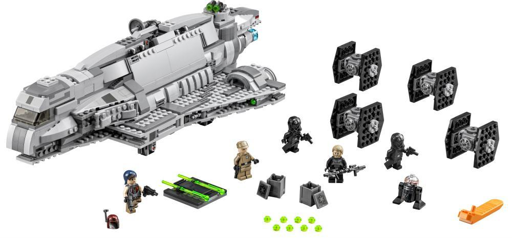 Billede af Lego%20Imperial%20Assault%20Carrier - Lego%20Imperial%20Assault%20Carrier