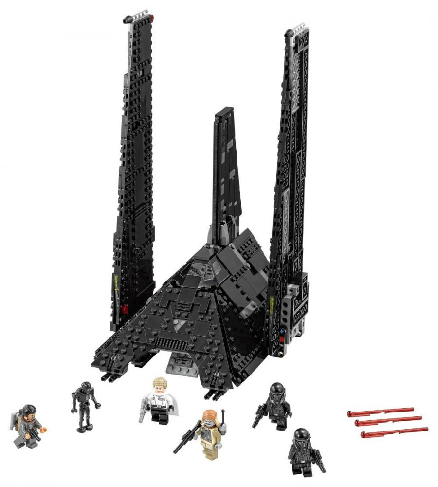 Image of Krennics Imperial Shuttle - Lego 75156 Star Wars (02-075156)