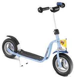 Løbehjul Oceanblå - Løbehjul Oceanblå