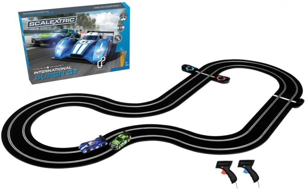 International Super GT Scalextric Set - International Super GT Scalextric Set