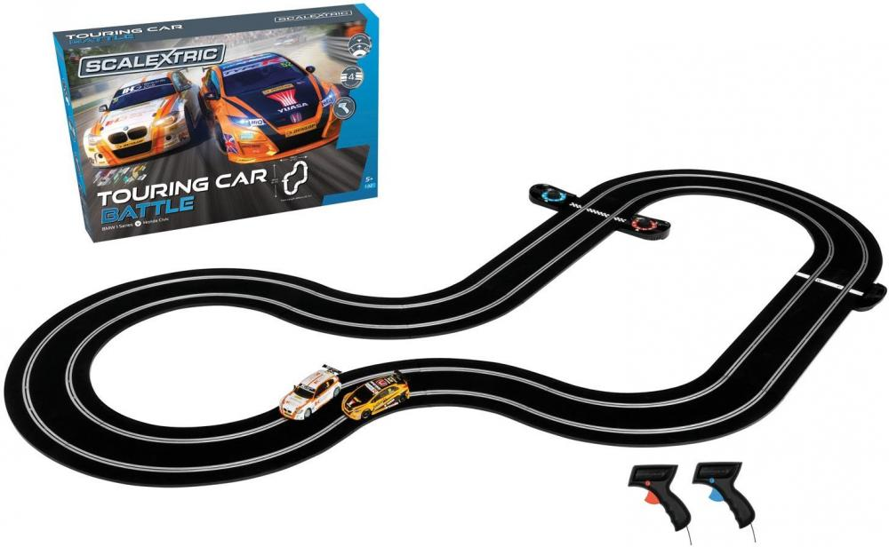 British Touring Car Battle Scalextric Se - British Touring Car Battle Scalextric Se