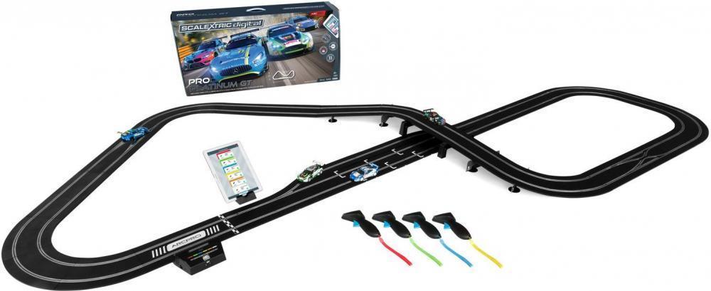 Image of ARC PRO Platinum GT Set - Scalextric Racerbaner C1374 (07-0C1374)