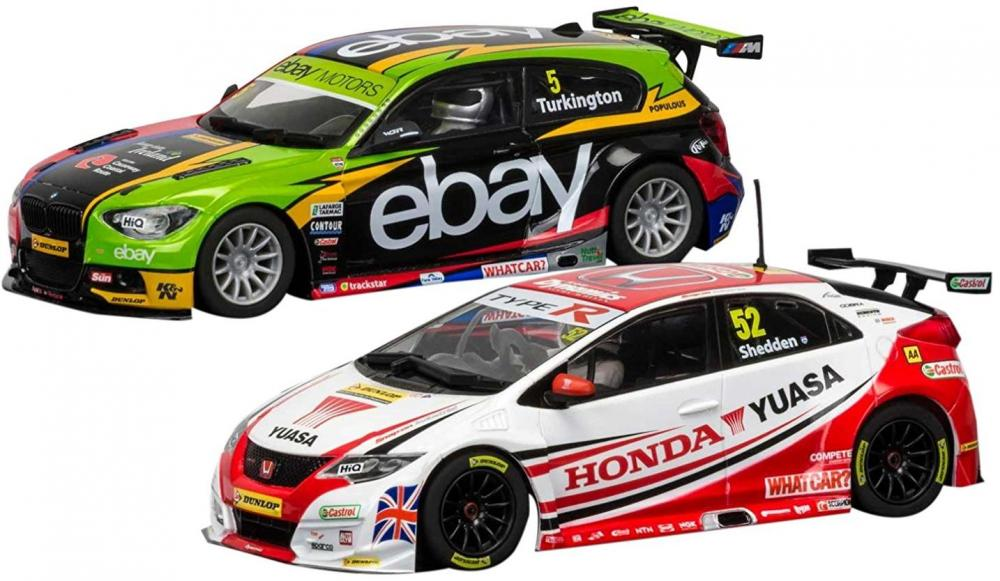 British Touring Car Champions 2014 & 201 - British Touring Car Champions 2014 & 201