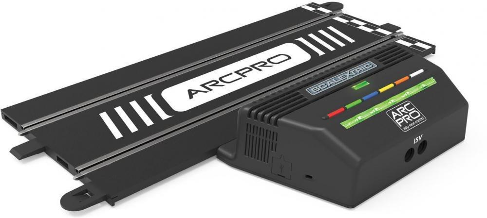 Image of ARC Pro Powerbase - Scalextric skinner C8435 (07-0C8435)
