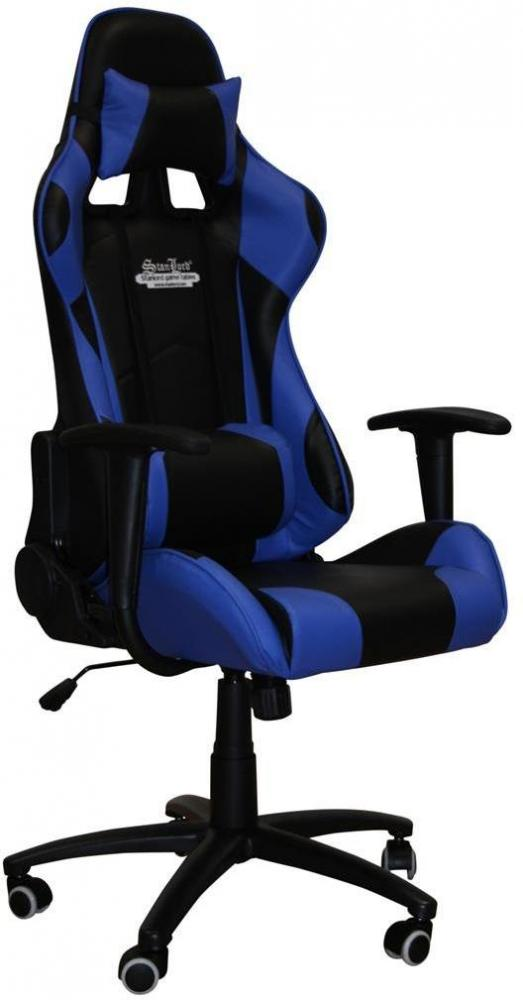 Image of   Cheyenne%20gamer%20chairs%20bl%C3%A5 - Cheyenne%20gamer%20chairs%20bl%C3%A5