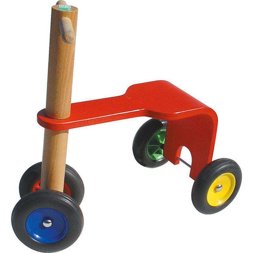 Rød Balancecykel - Rød Balancecykel