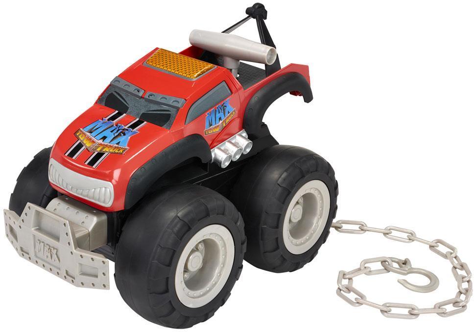 Max Tow Truck Turbo - Max Tow Truck Turbo