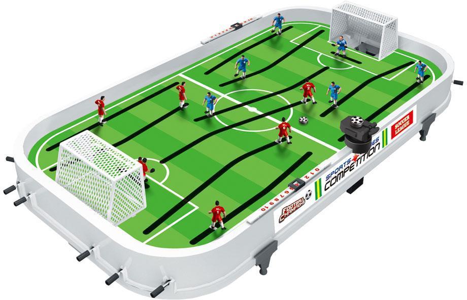 Image of All-Star Fodbold Bordspil 98x55 - Bordspil fodbold 31368 (09-031368)