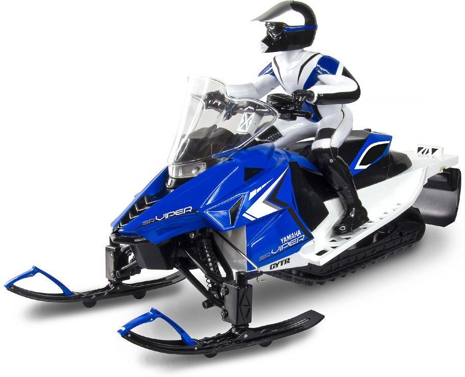 Radiostyret Yamaha Snescooter 1:6 - Radiostyret Yamaha Snescooter 1:6
