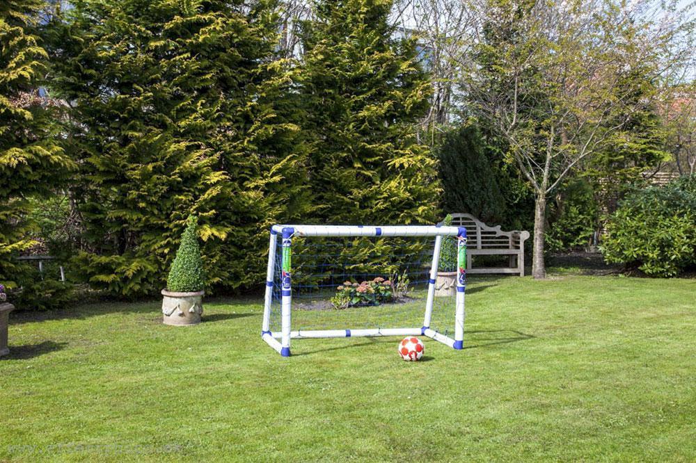 Image of Target Sport 3 Mands Mål - PRO 1 - Fodboldmål 076156 (09-076156)