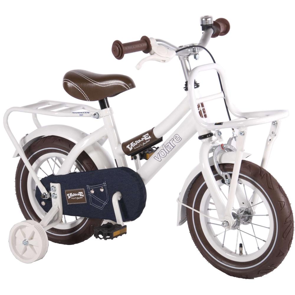 Image of Børnecykel Urban Jeans 12 tommer - Børnecykel 412370 (09-412370)